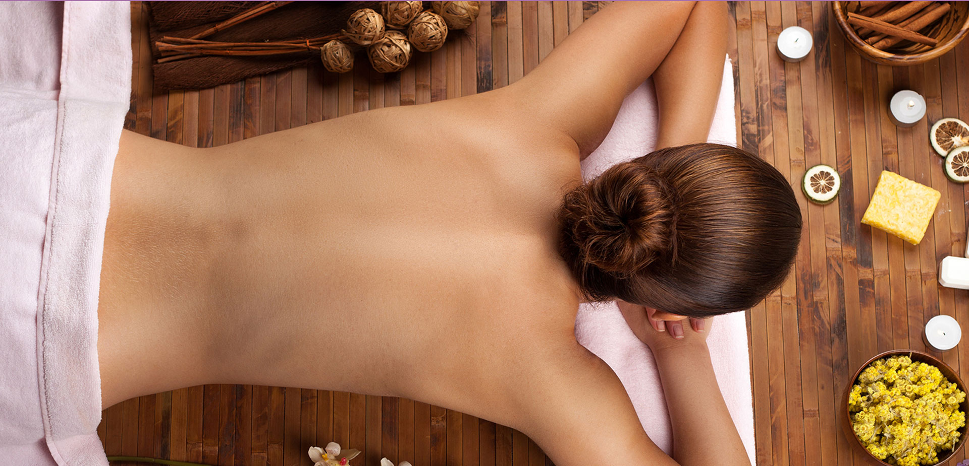 SPA & HIGH-END MASSAGE